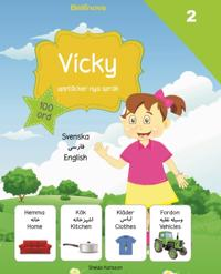 Vicky upptäcker nya språk : persiska