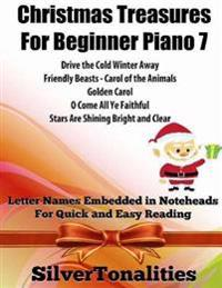 Christmas Treasures for Beginner Piano 7