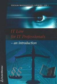 IT Law for IT Professionals