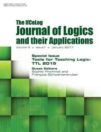 Ifcolog Journal of Logics and Their Applications Volume 4, Number 1