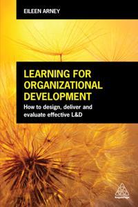 Learning for Organizational Development