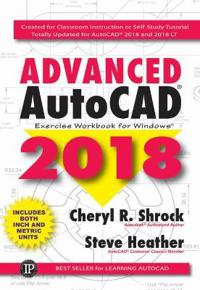 Advanced AutojCAD 2018