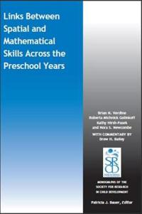 Link Between Spatial and Mathematical Skills Across the Preschool Years