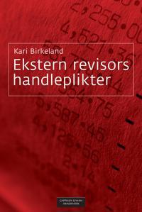 Ekstern revisors handleplikt - Kari Birkeland | Inprintwriters.org