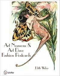 Art Nouveau & Art Deco Fashion Postcards