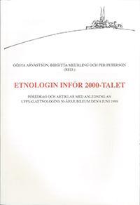 Etnologin inför 2000-talet