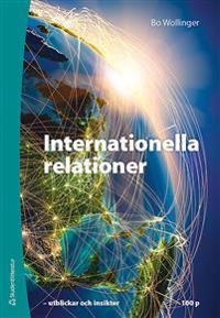 Internationella relationer 100 p - Elevpaket (Bok + digital produkt) - Utblickar och insikter