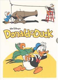 "Walt Disney's Donald Duck: ""the Pixilated Parrot"" & ""terror of the Beagle Boy"
