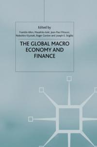 Global Macro Economy and Finance