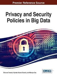 Privacy and Security Policies in Big Data