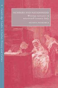 Cambridge Studies in Italian History and Culture
