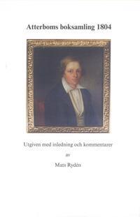 Atterboms boksamling 1804