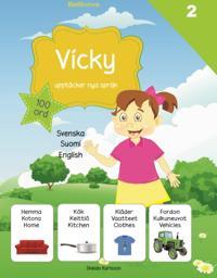 Vicky upptäcker nya språk : finska