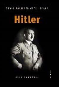 Andra världskrigets ledare Hitler