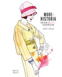 Petites Mains : Creative Fashion Målarbok