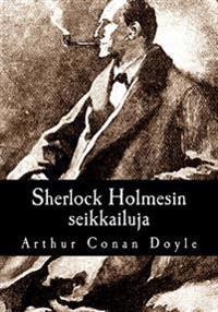 Sherlock Holmesin Seikkailuja