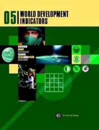 World Development Indicators  Single-user CD-ROM