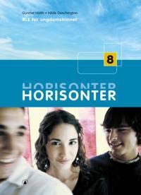 Horisonter 8 - Gunnar Holth, Hilde Deschington   Inprintwriters.org