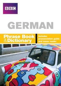 BBC German PhrasebookDictionary