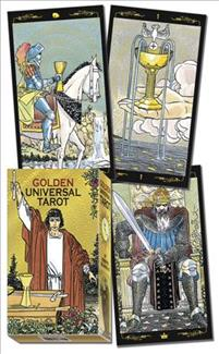 Golden Universal Tarot Deck