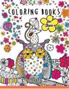 Coloring Books for Teens: Kawaii Doodle Pattern Inspirational Coloring Books for Adutls