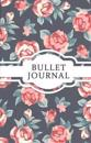 Bullet Journal: Vintage Rose - Dotted Grid Journal for Girls: (5.5*8.5) 130 Pages