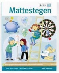 Mattestegen. A steg 1-4. Höst