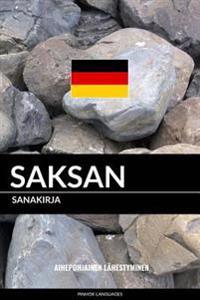 Saksan Sanakirja: Aihepohjainen Lähestyminen