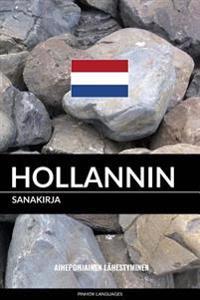 Hollannin Sanakirja: Aihepohjainen Lahestyminen