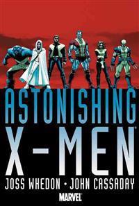Astonishing X-men Omnibus