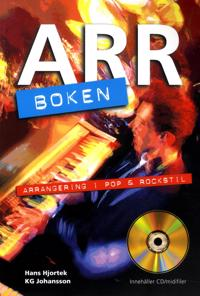 Arrboken inkl CD