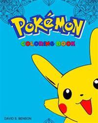 Mandala: Pokemon Coloring Book: How to Draw Pokemon, Pokemon Coloring Book, Kids Coloring Books