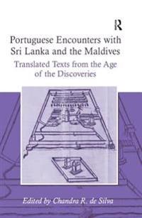 Portuguese Encounters with Sri Lanka and the Maldives