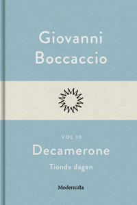Decamerone vol 10, tionde dagen