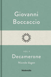 Decamerone vol 9, nionde dagen