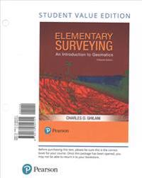 Elementary Surveying: An Introduction to Geomatics, Student Value Edition Plus Mastering Engineering with Pearson Etext -- Access Card Packa
