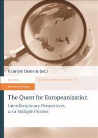 The Quest for Europeanization / Die Suche nach Europäisierung