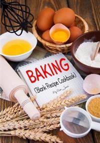 Baking: Blank Recipe Journal Cookbook