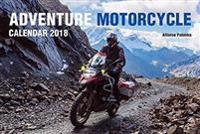 Adventure Motorcycle 2018 Calendar