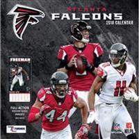 Atlanta Falcons 2018 12x12 Team Wall Calendar