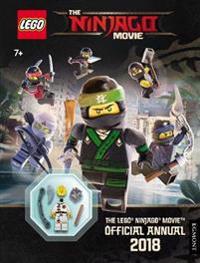 The LEGO (R) NINJAGO MOVIE: Official Annual 2018
