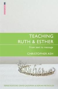 Teaching Ruth and Esther