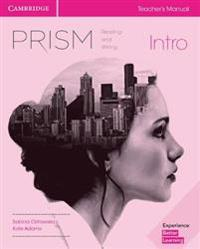 Prism Intro Reading and Writing