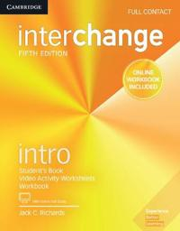 Interchange Intro Full Contact + Online Self-study and Online Workbook