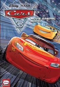 Disney/Pixar Cars 3 Movie Graphic Novel