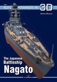 The Japanese Battleship Nagato
