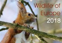 Wildlife of Europe 2018 2018