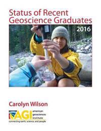 Status of Recent Geoscience Graduates 2016