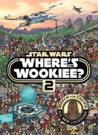 Star wars wheres the wookiee? 2 search and find activity book