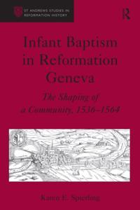 Infant Baptism in Reformation Geneva